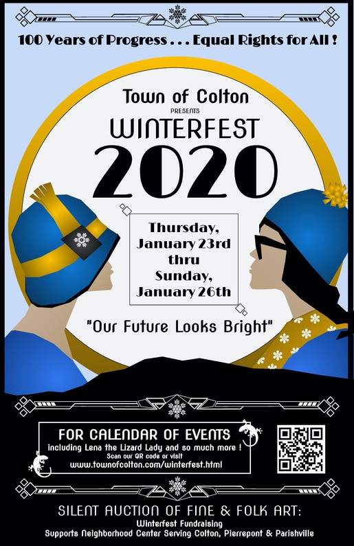 Winterfest 2020 Poster